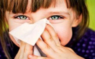 Список лекарств для детей от гриппа и простуды