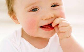 Порядок прорезывания зубов у малышей: как это будет?