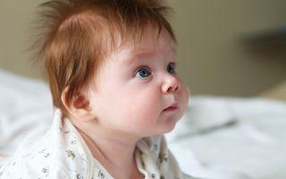 Четвёртый месяц жизни ребёнка и особенности его развития