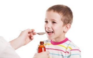 Какой сироп для детей от влажного или сухого кашля выбрать