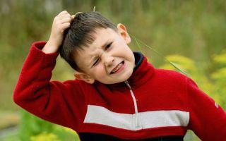 Чесотка у детей — профилактика, симптомы и лечение болезни