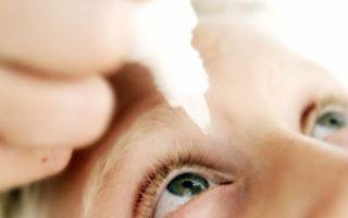 Почему у ребёнка гноятся глаза и как убрать симптом и причину