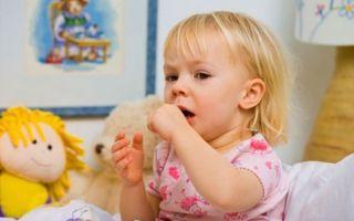 Как распознать и лечить аллергический кашель у ребенка