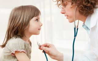 Тахикардия у детей разных возрастов