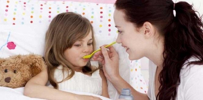 Лечение кашля у девочки народными средствами