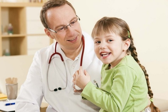 доктор и девочка