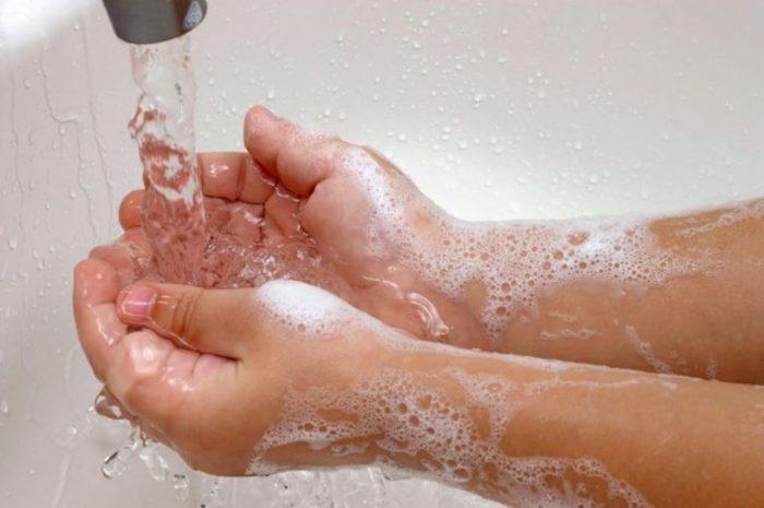 мыть руки -и не болеть
