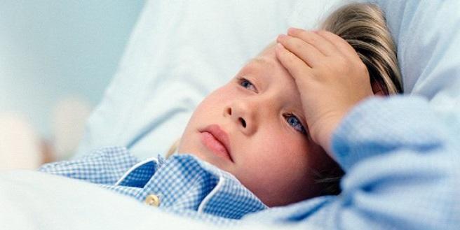 Мальчик заболел менингитом