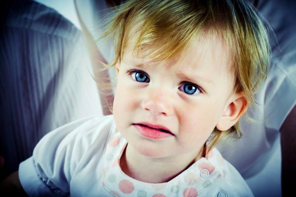 У ребенка острый гастрит