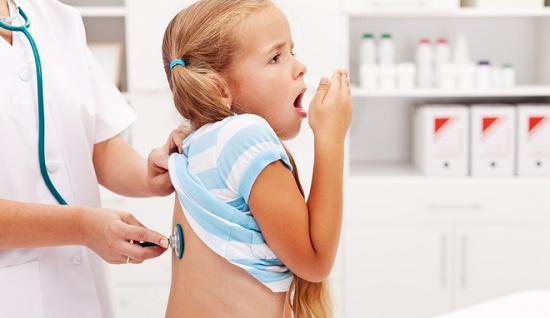 Лечение коклюша у девочки