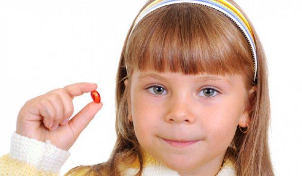 профилактика малокровия у детей