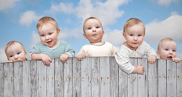Дети без дерматита
