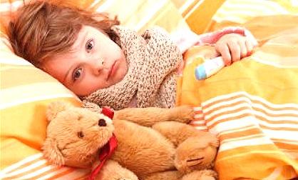 ребенок болеет бронхитом