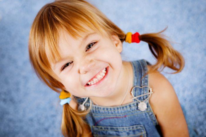 Ребенок без проблем со здоровьем