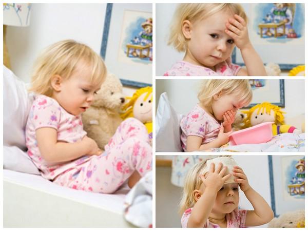 Симптомы кишечного гриппа у ребенка