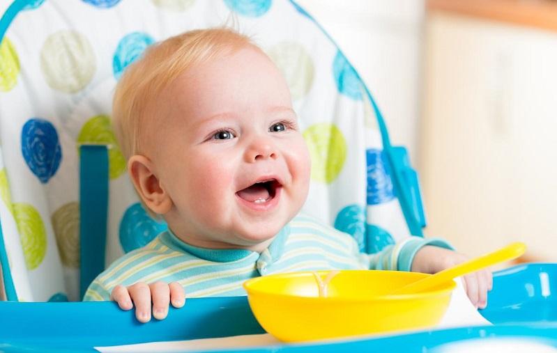 Как разнообразить меню ребенка в год