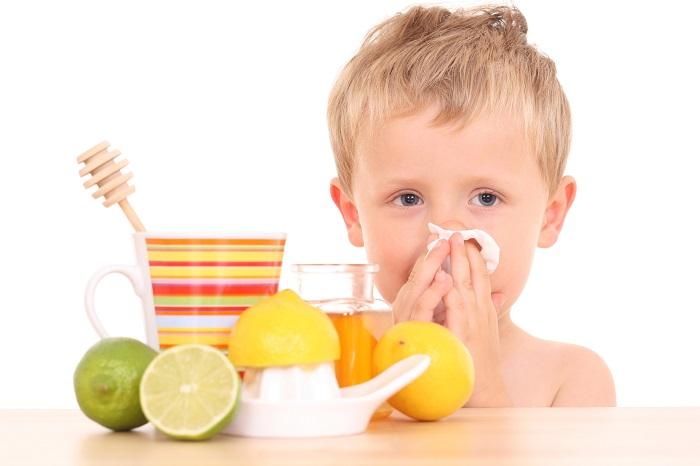 Аллергия у мальчика и народные средства от нее