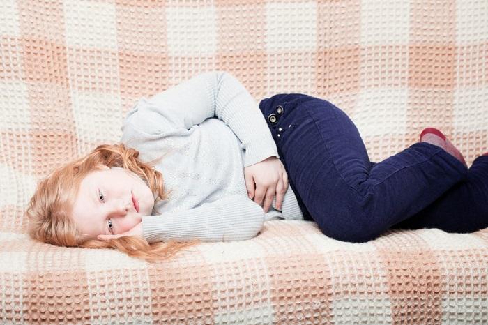 девочка с острым аппендецитом