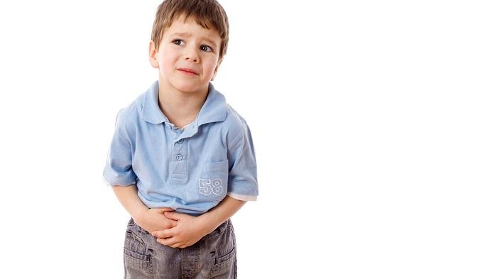 Мальчик с болями в животе