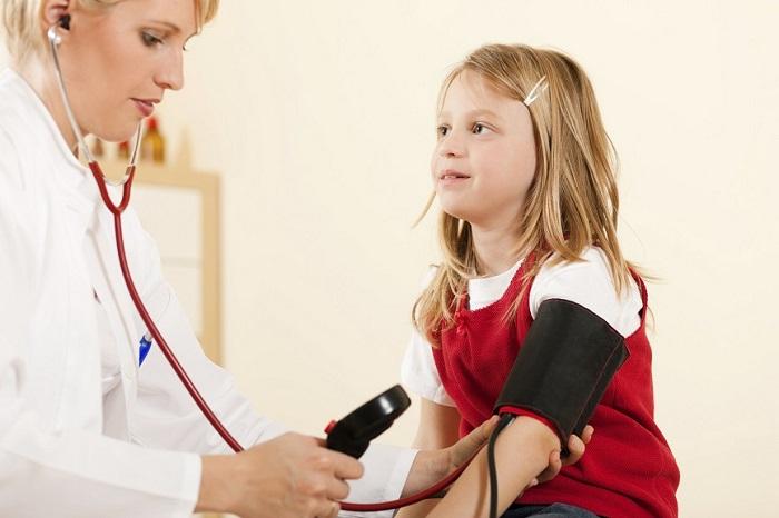 Вторичная артериальная гипертензия у детей