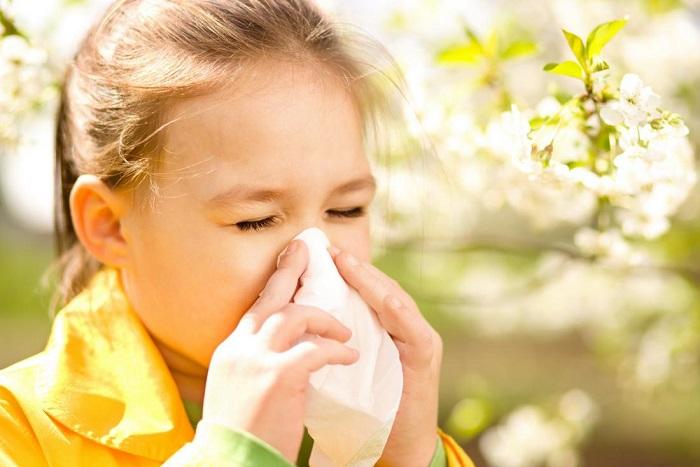 Чиханье - признак аллергии