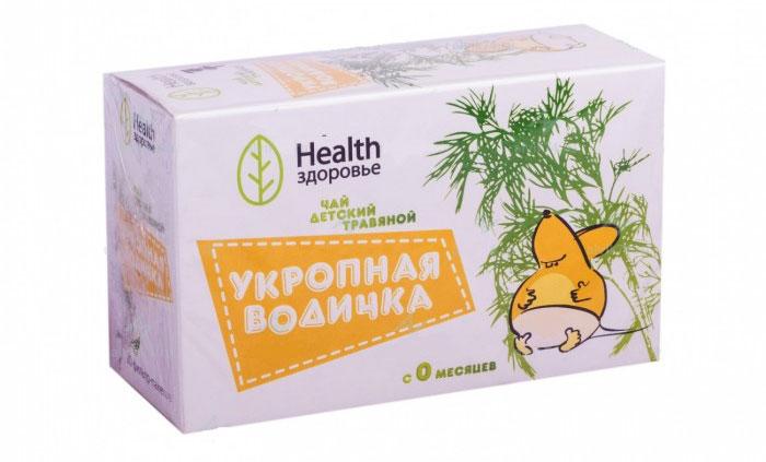 Аптечная Укропная водичка