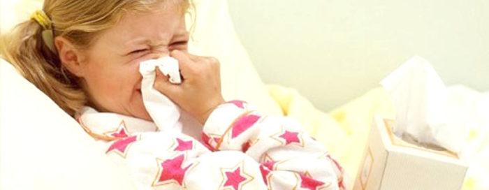 Кровавые сопли у ребенка