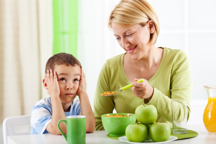 Отсутствие аппетита у ребенка
