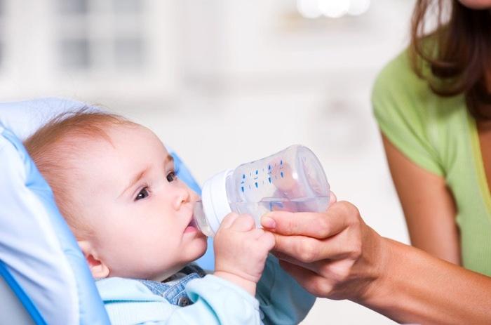 Питьевой режим ребенка