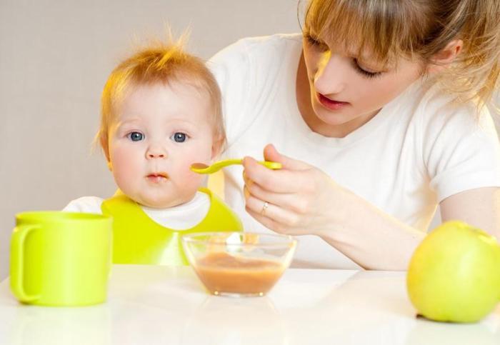 Гипоаллергенная диета ребенка