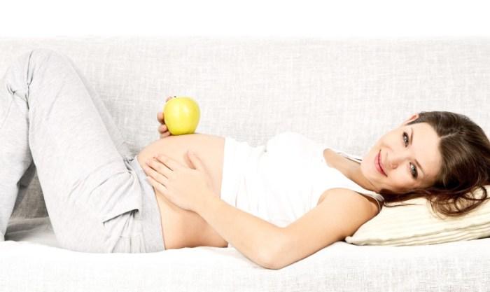 Последний триместр беременности