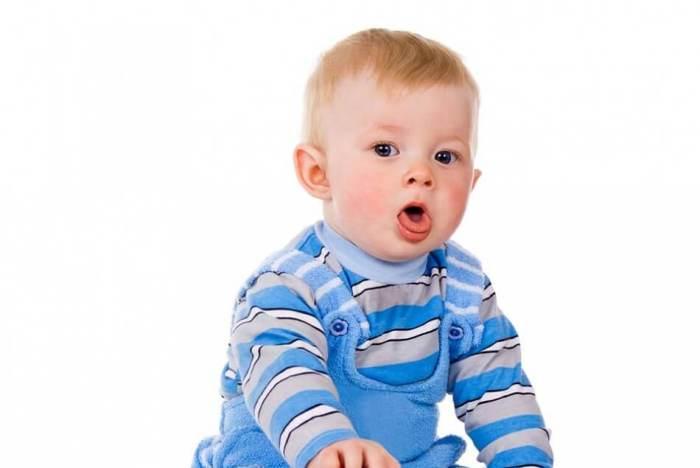Кашель у ребенка - симптом аневризмы