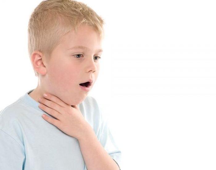 Трудности с дыханием - признак аневризмы
