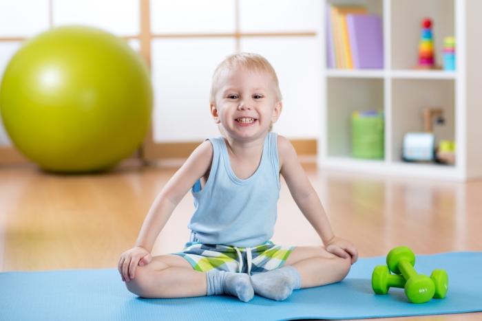 Физическая активность ребенка