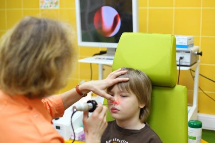 Лазерная терапия ребенку