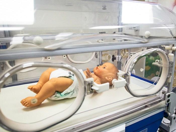 Легочные проблемы у новорожденного