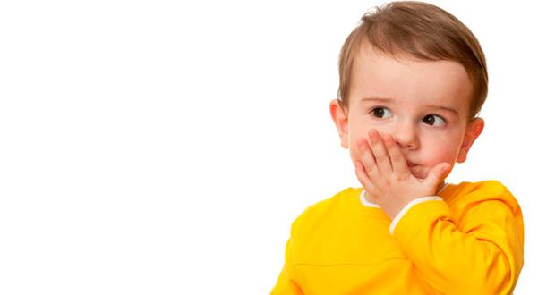 Мальчик и нарушение речи
