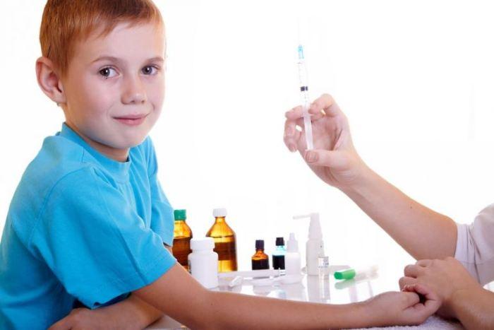 Анализ крови у детей