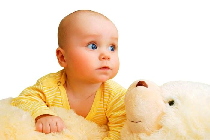 Желтуха у ребенка