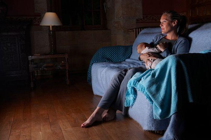 Ночное кормление ребенка