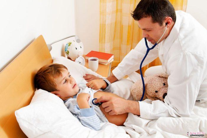 Можно ли давать детям ношпу когда болит живот