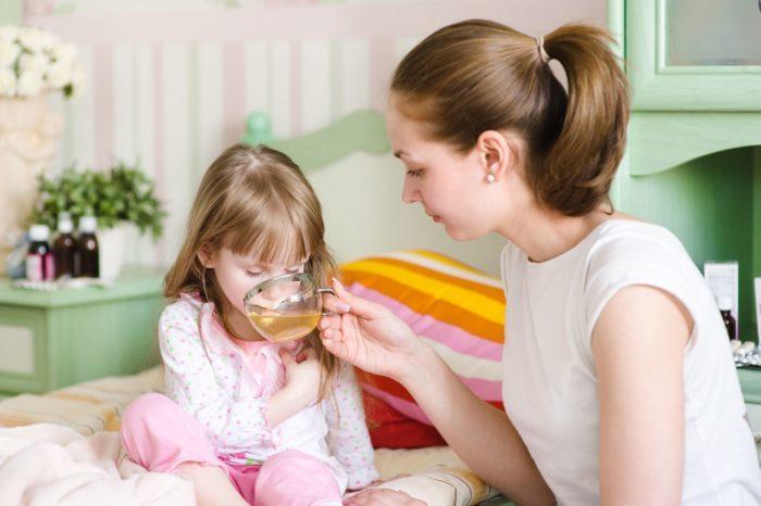лечение девочки диетой