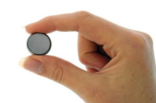 Батарейка-таблетка