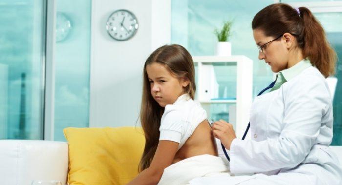 Рецидивирующий бронхит у ребенка лечение