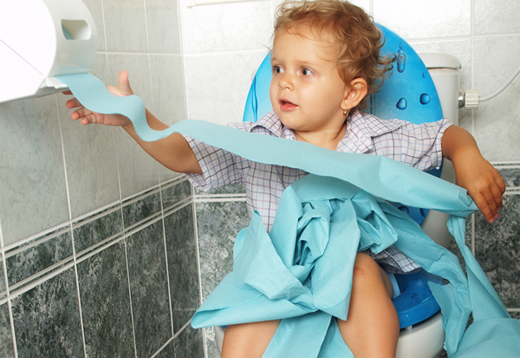 Как сделать понос ребенку