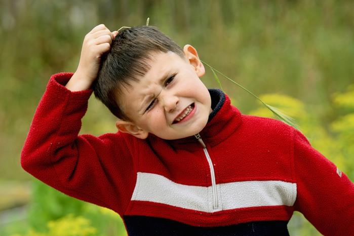 аллергия на шее и руках