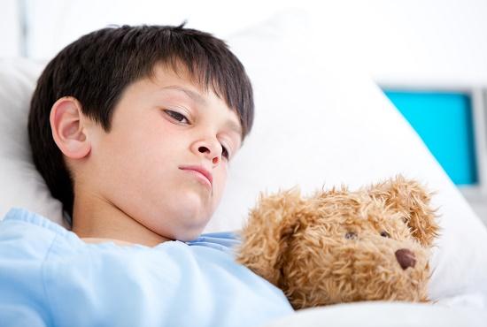 Чаще всего болеют дети от