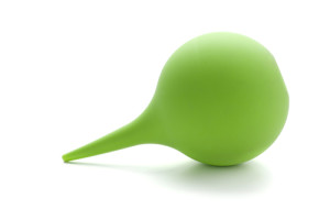 зеленая клизма