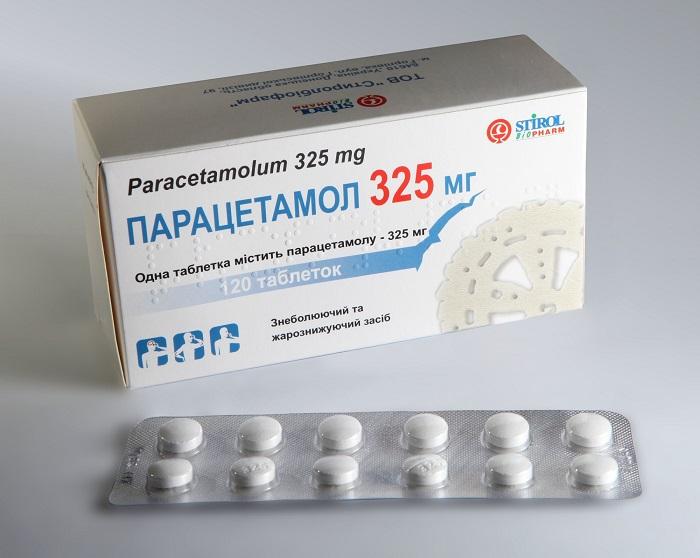 Парацетамол инструкция по применению, парацетамол цена.