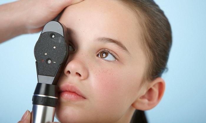 Восстановление зрения упражнениями без операций